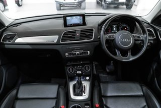 2018 Audi Q3 8U MY18 TFSI S Tronic Quattro Sport Blue 7 Speed Sports Automatic Dual Clutch Wagon.
