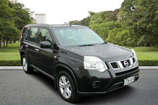 2011 Nissan X-Trail T31 Series IV ST Black 1 Speed Constant Variable Wagon.