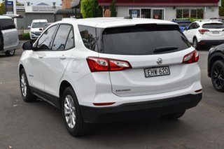 2020 Holden Equinox EQ MY20 LT FWD White 6 Speed Sports Automatic Wagon.