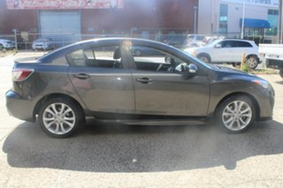 2009 Mazda 3 BL SP25 Grey 5 Speed Automatic Sedan