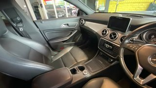 2014 Mercedes-Benz CLA-Class C117 CLA200 CDI DCT Black 7 Speed Sports Automatic Dual Clutch Coupe.