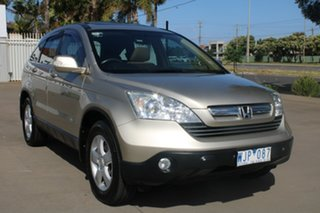 2007 Honda CR-V MY07 (4x4) Sport Gold 5 Speed Automatic Wagon