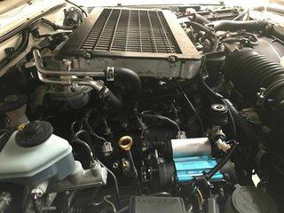2015 Toyota Landcruiser VDJ78R GXL Troopcarrier White 5 Speed Manual Wagon