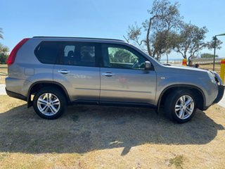 2012 Nissan X-Trail T31 Series V TS Grey 6 Speed Sports Automatic Wagon.