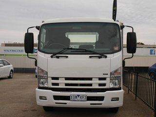 2010 Isuzu FRR MZW FRR500 Long White Tray.