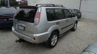 2006 Nissan X-Trail T30 II MY06 ST-S X-Treme Silver 4 Speed Automatic Wagon.
