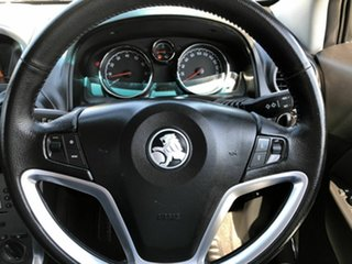 2011 Holden Captiva CG Series II 5 Black 6 Speed Manual Wagon