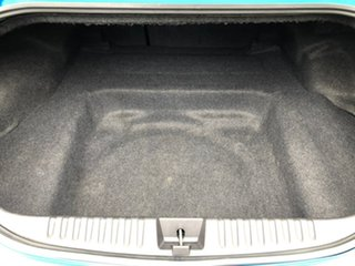 2008 Ford Falcon FG XR6 Blue 6 Speed Sports Automatic Sedan