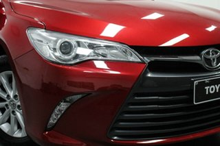 2015 Toyota Camry ASV50R Altise Red 6 Speed Sports Automatic Sedan.