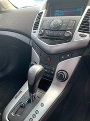 2012 Holden Cruze JH Series II MY13 CD Blue 6 Speed Sports Automatic Sedan.