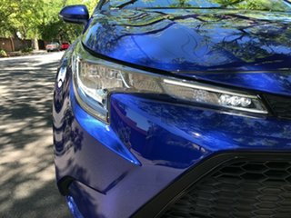 2019 Toyota Corolla ZRE172R Ascent S-CVT Blue 7 Speed Constant Variable Sedan.