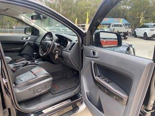 2013 Ford Ranger PX Wildtrak 3.2 (4x4) Black 6 Speed Automatic Crew Cab Utility