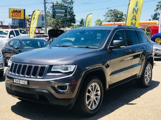 2016 Jeep Grand Cherokee WK MY17 Laredo Grey 8 Speed Sports Automatic Wagon