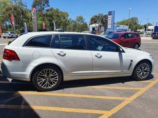 2015 Holden Calais VF MY15 Sportwagon White 6 Speed Sports Automatic Wagon