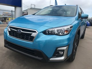 2020 Subaru XV G5X MY20 Hybrid Lineartronic AWD Lagoon Blue 7 Speed Constant Variable Wagon