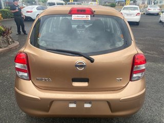 2012 Nissan Micra K13 ST Gold 4 Speed Automatic Hatchback