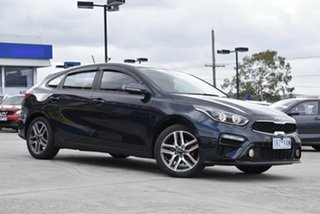 2020 Kia Cerato BD MY20 Sport Blue 6 Speed Sports Automatic Sedan.