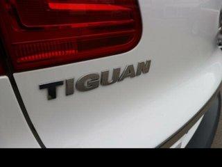 2013 Volkswagen Tiguan 5NC MY14 118 TSI (4x2) White 6 Speed Direct Shift Wagon