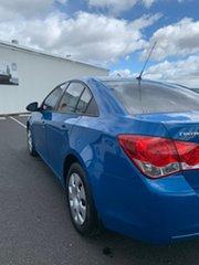 2012 Holden Cruze JH Series II MY13 CD Blue 6 Speed Sports Automatic Sedan