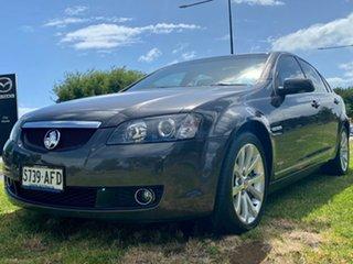 2009 Holden Calais VE MY09.5 V Grey 5 Speed Sports Automatic Sedan.