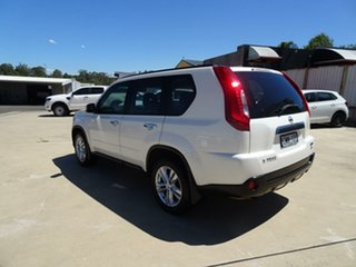 2012 Nissan X-Trail T31 Series IV ST 2WD White 1 Speed Constant Variable Wagon.