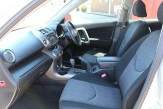 2008 Toyota RAV4 ACA33R 08 Upgrade CV (4x4) Silver 4 Speed Automatic Wagon
