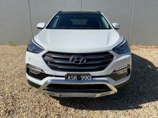 2018 Hyundai Santa Fe DM5 MY18 Highlander CRDi (4x4) 6 Speed Automatic Wagon.