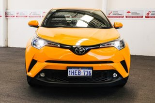 2018 Toyota C-HR NGX10R Update (2WD) Hornet Yellow Continuous Variable Wagon