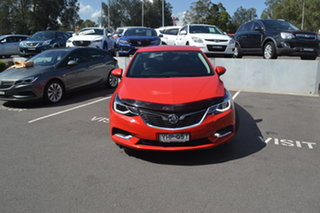 2017 Holden Astra BL MY17 LT Red 6 Speed Sports Automatic Sedan.