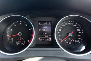 2014 Volkswagen Jetta 1B MY14 118TSI DSG Comfortline Black 7 Speed Sports Automatic Dual Clutch.