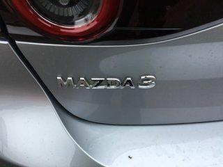 2019 Mazda 3 BP2HLA G25 SKYACTIV-Drive Evolve Sonic Silver 6 Speed Sports Automatic Hatchback
