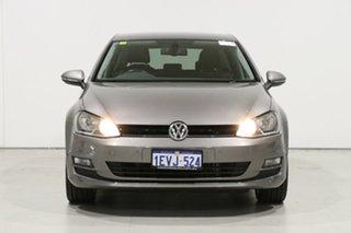 2015 Volkswagen Golf AU MY16 110 TSI Highline Grey 7 Speed Auto Direct Shift Hatchback.