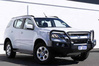 2020 Holden Trailblazer RG MY20 LT White 6 Speed Sports Automatic Wagon.
