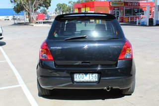 2010 Suzuki Swift EZ 07 Update Black 4 Speed Automatic Hatchback