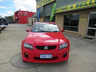 2008 Holden Commodore VE SS Red 6 Speed Manual Sedan.