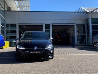2020 Volkswagen Golf 7.5 MY20 R DSG 4MOTION Black 7 Speed Sports Automatic Dual Clutch Hatchback