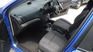 2006 Holden Barina TK MY07 Blue 4 Speed Automatic Sedan