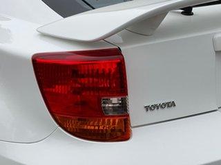 2001 Toyota Celica ZZT231R SX White 6 Speed Manual Liftback