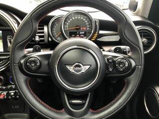 2014 Mini Hatch F55 Cooper S Cream 6 Speed Automatic Hatchback