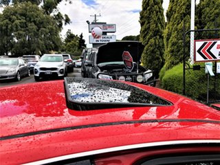 2015 Holden Commodore VF MY15 SS V Redline Red 6 Speed Sports Automatic Sedan.