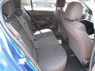 2011 Holden Cruze JH MY12 CD Blue 6 Speed Automatic Hatchback