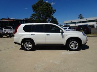 2012 Nissan X-Trail T31 Series IV ST 2WD White 1 Speed Constant Variable Wagon