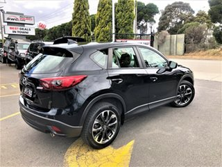 2015 Mazda CX-5 KE1022 Akera SKYACTIV-Drive AWD Black 6 Speed Sports Automatic Wagon.