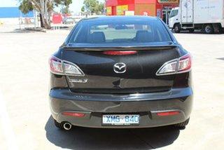 2010 Mazda 3 BL 10 Upgrade Maxx Black 5 Speed Automatic Sedan.