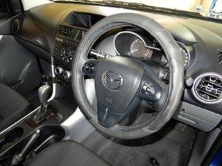 2015 Mazda BT-50 MY13 XTR (4x4) Blue 6 Speed Automatic Freestyle Utility