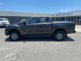 2016 Mazda BT-50 UR0YG1 XT Brown 6 Speed Manual Utility