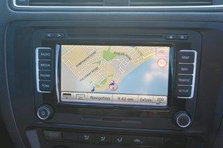 2014 Volkswagen Jetta 1B MY14 118TSI DSG Comfortline Black 7 Speed Sports Automatic Dual Clutch