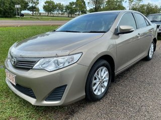 2013 Toyota Camry ASV50R Altise Brown 6 Speed Sports Automatic Sedan.