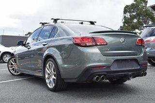 2013 Holden Commodore VF MY14 SS V Redline Grey 6 Speed Manual Sedan.
