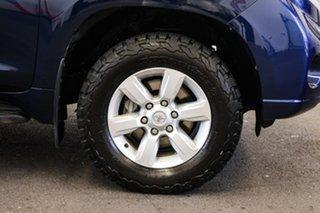 2015 Toyota Landcruiser Prado KDJ150R MY14 GXL (4x4) Dynamic Blue 5 Speed Sequential Auto Wagon